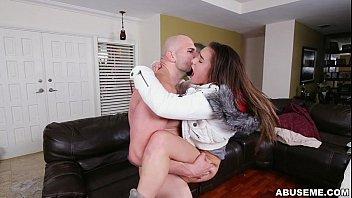 Teen Babysitter gets Punished
