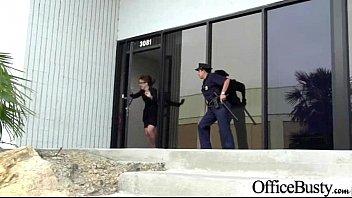 (bridgette b) Busty Hot Girl Hard Banged In Office video-08 5 min