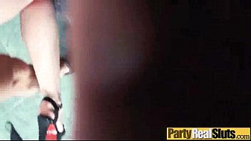 (anitha & aruna) Party Teen Hot Girls In Group Bang Scene video-07