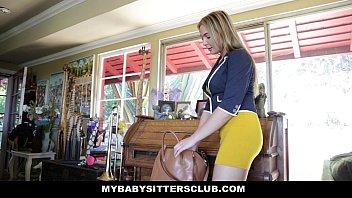 Myb.SittersClub - Hot b. Sitter (Blair Williams) Craves Big Cocks 10 min