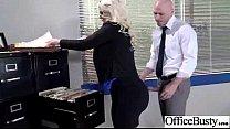 (julie cash) Big Juggs Office Girl Enjoy Hard Sex Scene vid-20