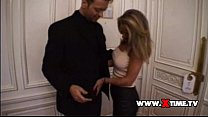 Rocco Siffredi anal sex with Savanna Samson