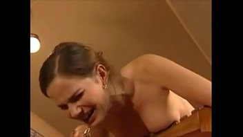Student turned on from caning and wants to fuck