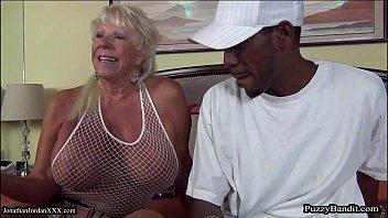 72 year old Grandma Craves Big Black Cock 15 min