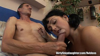 Stepdaughter Pleases Stepdaddy To Get What She Wants