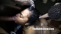 dominican gangbang phat booty leonna banks fucked by bbc