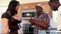 Naughty Sexy Milf (madison rose) RIde On Cam Black Monster Dick video-30