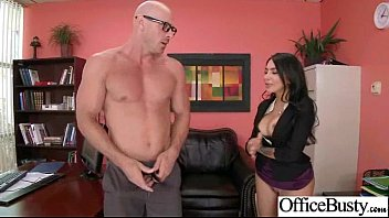 Lovely Girl (lela star) With Big Tits Get Banged Hard Style In Office movie-21