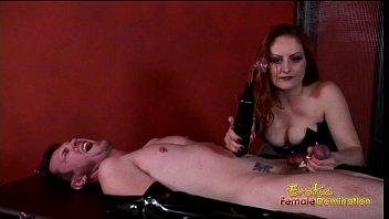 Slutty Mistress Gemini enjoys pleasuring a dude's throbbing meat pole 28 min
