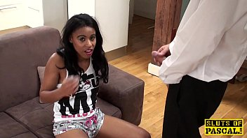 British ebony amateur dominated with roughsex 10 min
