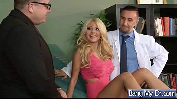 Sex Adventure With (kayla kayden) Hot Patient And Dirty Mind Doctor clip-16