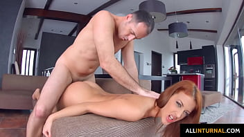 Aylin Diamond hottie in a cumshot creampie scene