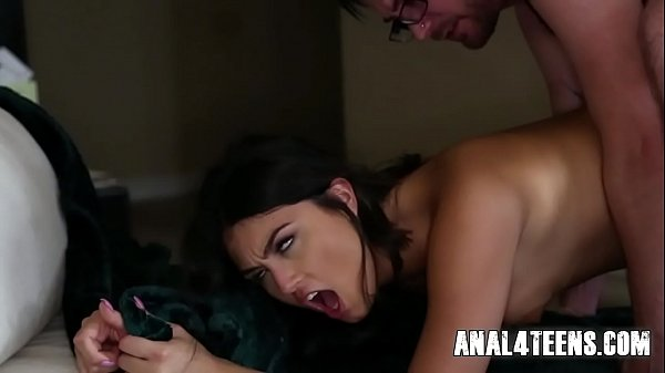 Brother and Sister Anal Fucking