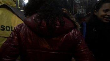Jaqueta Vermelha da Novinha