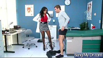 (jaclyn taylor) Slut Nasty Patient Seduced By Doctor In Sex Adventure mov-16