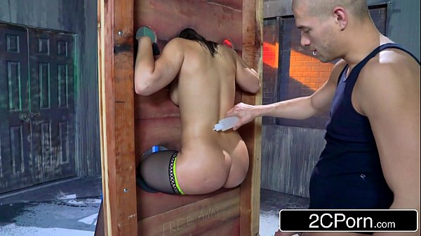 Stuck Abella Danger Is Ready to Be Ass-Fucked By Whoever Wants It 8 min
