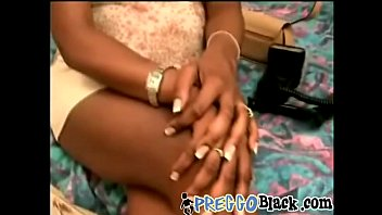Pregnant babe can't get enough of this hard white cock