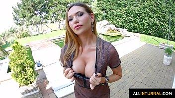 Ass pounded Maria Fiori shows hardcore porn