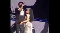 Nicki Minaj pegando no pau de Meek Mill 25 sec