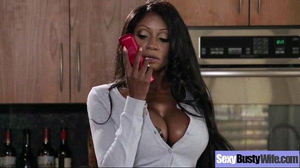 (diamond jackson) Naughty Bigtits Housewife Love Intercorse vid-10 7 min