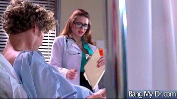Sex Adventures Between Doctor And Beauty Sluty Patient (Veronica Vain) video-30