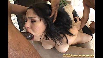 young girl licking balls and sucking black cocks 25 min