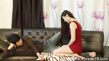 sex Hàn Quốc - Em gái mát xa Rin Ye và anh đại gia