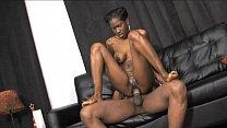 Black Ghetto Whore Lucea Brixton Face Bashed On Da Floor