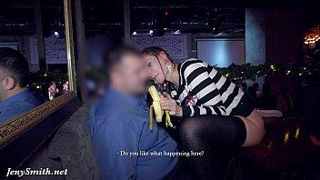Jeny Smith goes naked at sex party 13 min
