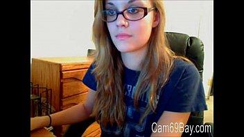 Pornstar lilly luck strips and masturbates on webcam Cam69Bay 5 min