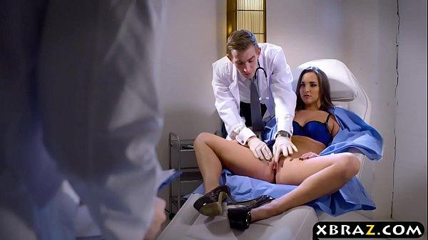 Medical marvel needs deep anal sex to reach an orgasm