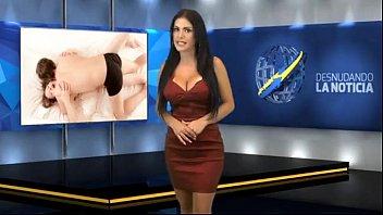 big tits naked news 4 min