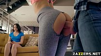 Mandy Muse anal got fuck by a big cock while her pussy got licked 7 min