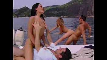 PrivateClassics.com - DP Orgy in a Millionaire's Ship 5 min