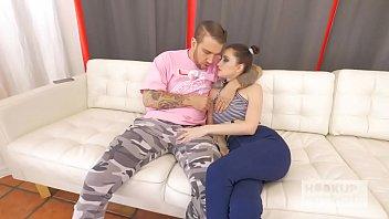 Petite Teen Meets Up with Guy She Met Online 13 min
