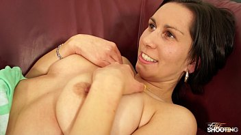 Busty teacher fucked in all ways on Fake photo Casting 26 min