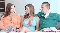Gorgeous Pornstar (Keisha Grey & Kendra Lust) Bang Hardcore With Huge Dick Stud movie-13