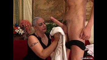 Granny Loves Big Dick 7 min