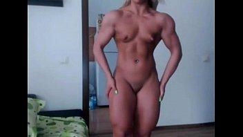 Teen Muscle Web Cam Blonde Girl Shows - www.contortion4girls.com