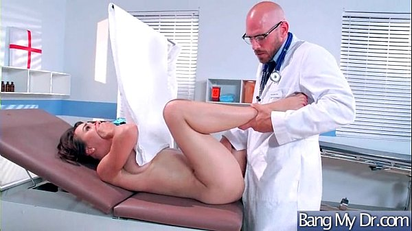 Sex Adventures On Tape With Doctor And Horny Patient (Cytherea) vid-09