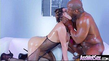 Gorgeous Girl (Aleksa Nicole) With Big Oiled Huge Ass Like Anal Hard Bang mov-05