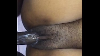 She creaming on my dick