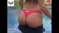 Andrea Rincon Bikini 2 min