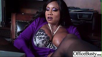 (Diamond Jackson) Hot Office Girl With Big Tits Love Hardcore Sex movie-09
