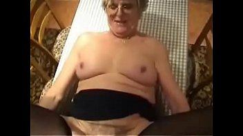 Having fun with my neighborough granny
