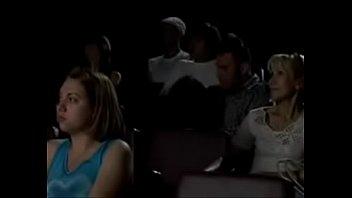 Public Sex in Cinema - Mofosex.com
