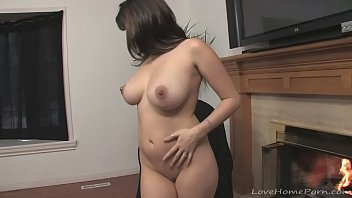 Beauty with big tits loves to cum