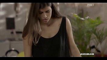 Maria Bopp Nash Laila in Me Chama De Bruna in s01e07 2016 6 min