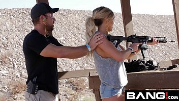 BANG Confessions: Jessa Rhodes Squirts For The Gun Trainer 11 min