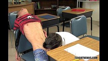 Twinks at school
